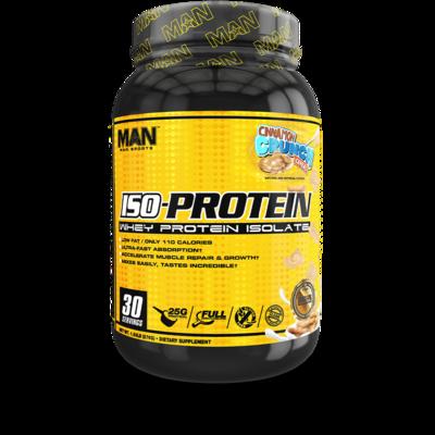 Man Sports Iso Protein 30srv