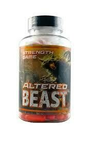 Strength Game Altered Beast 90 caps