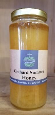 STEC Summer Harvest Honey 500 g