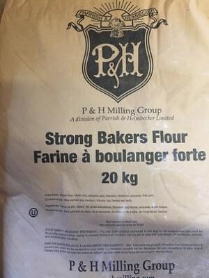 P & H Flour