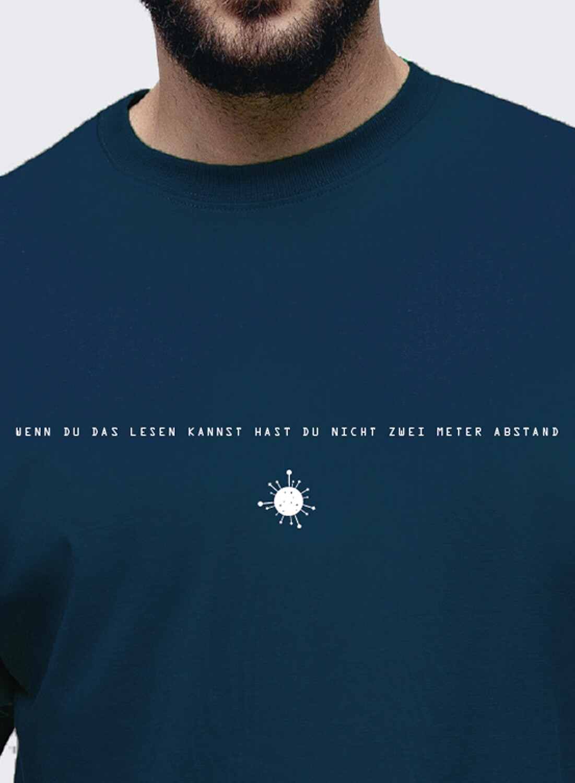 T-Shirt Virus Distance