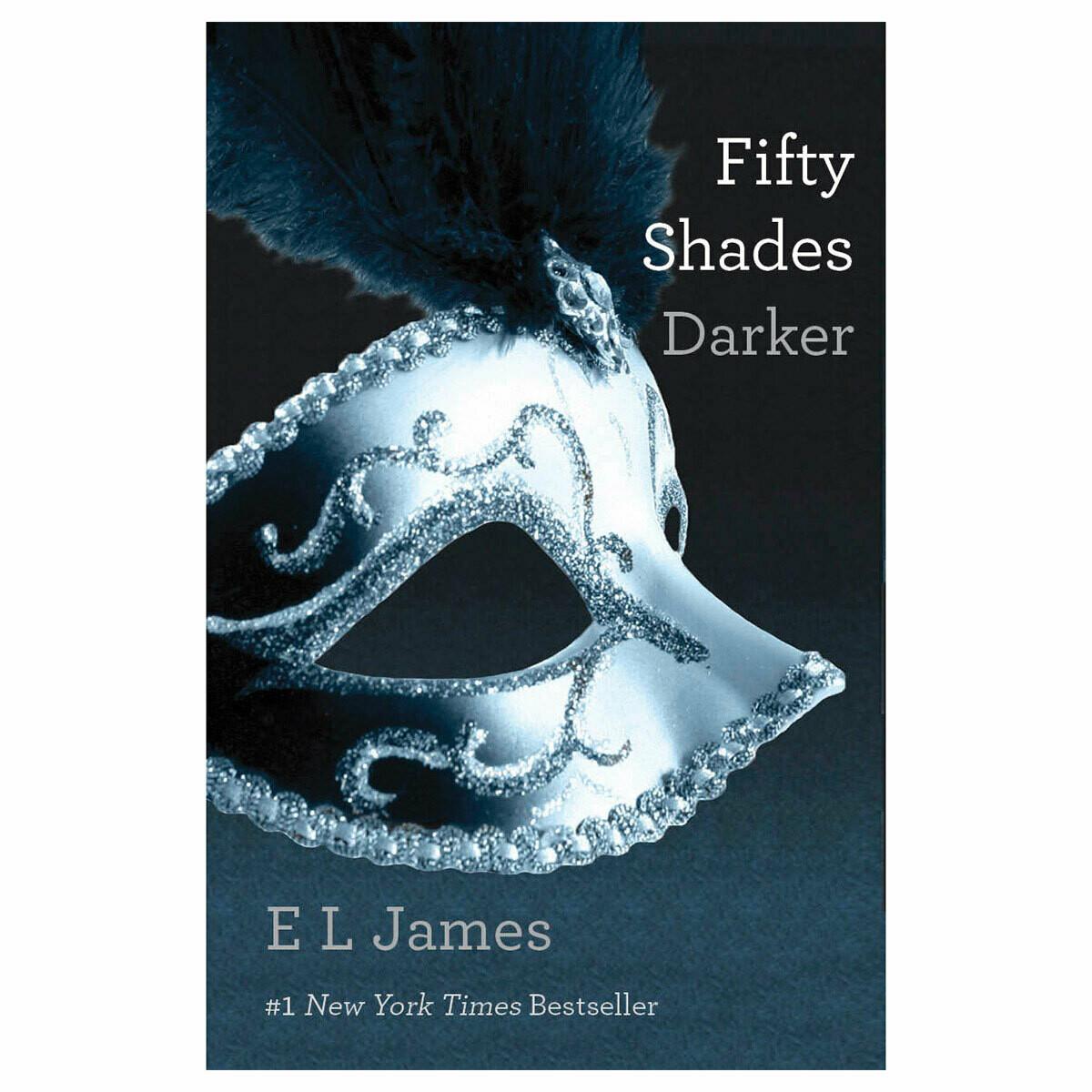 Fifty Shades Darker Volume 2