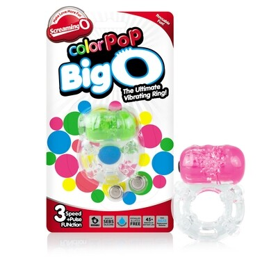 Big O Multiple Speed Vibrating Ring