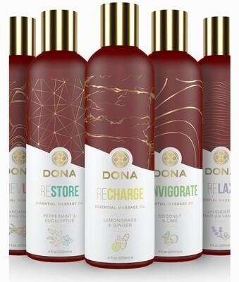 DONA Essential Massage Oil