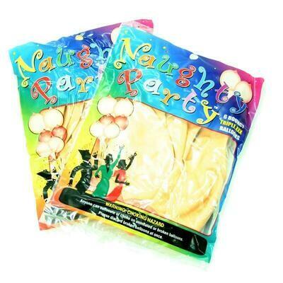 Naughty Boobie Balloons