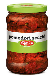 D'amico Sundried tomoatoes 314ml