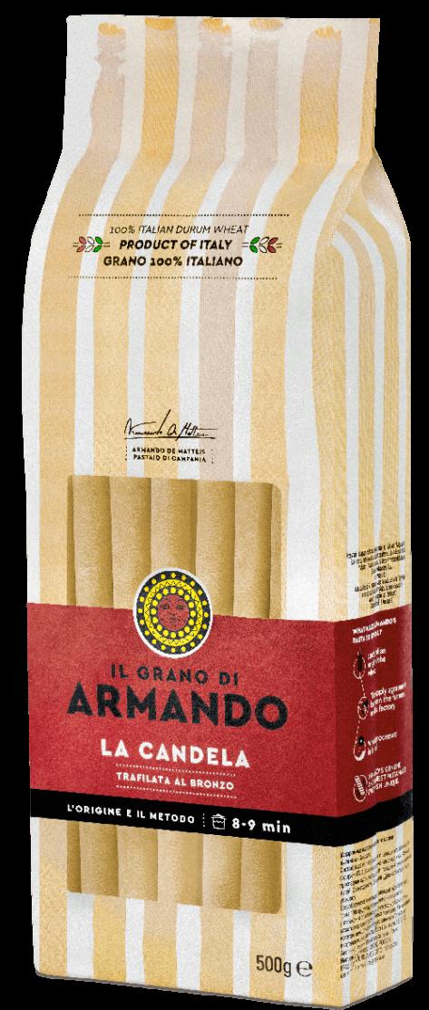 Grano Armando Candele 500g