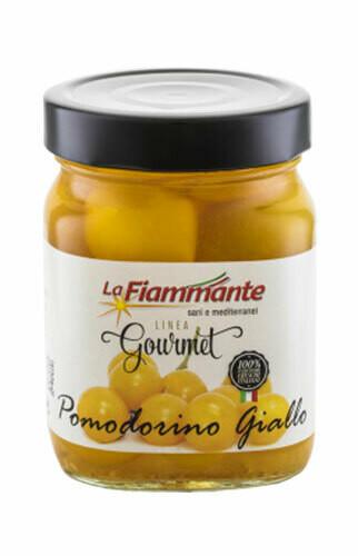La Fiammante yellow cherry tomatoes  400g