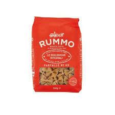 Rummo whole wheat Farfalle 500g
