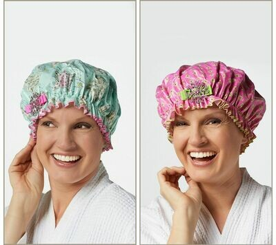 Be Fabulous!! Bouffant Shower Caps