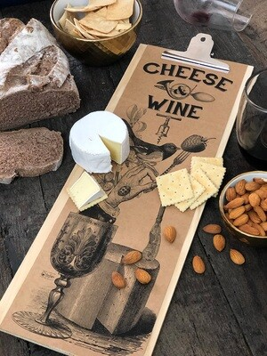The Most Beautiful Cheese Board!