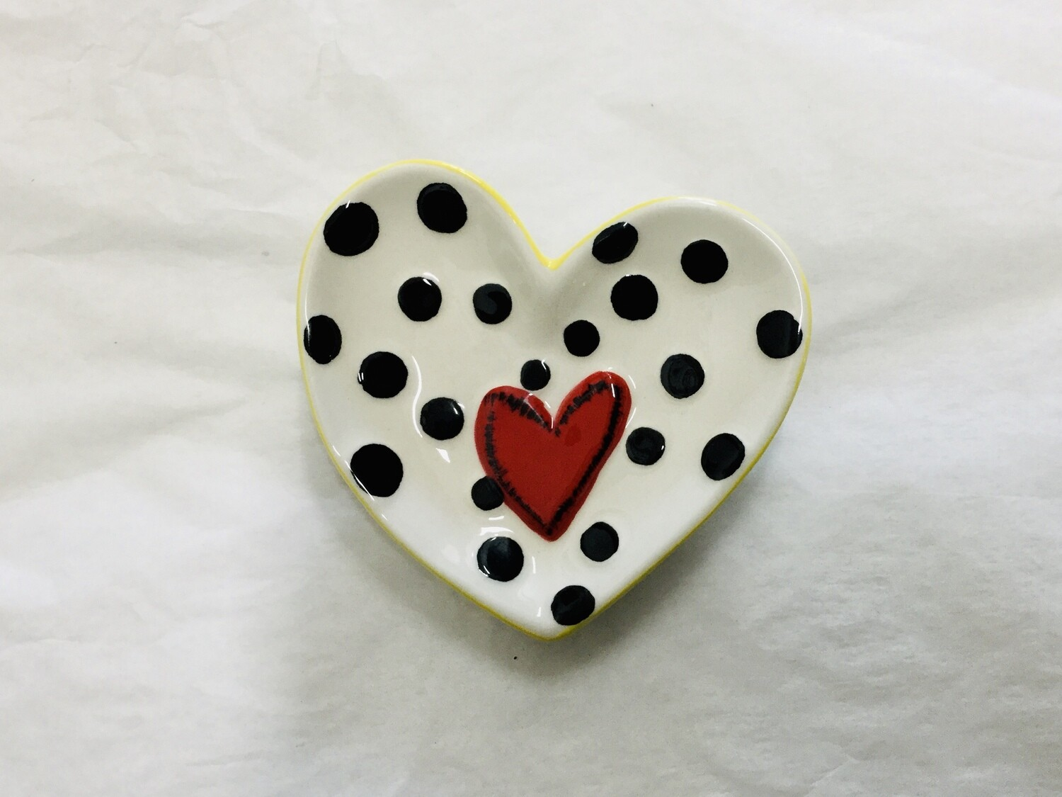 Heart Treasure Dish