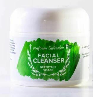 Lavender Facial Cleanser 59g