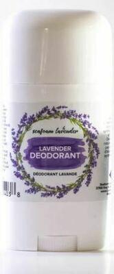 Lavender Deodorant 66g