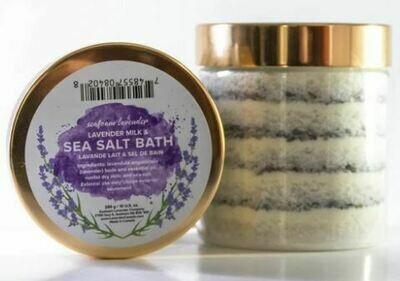 Lavender Milk Bath Salt