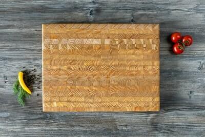Larch Wood Canada Medium Cutting Board