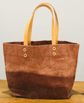 Large Waxed Bag No Liner