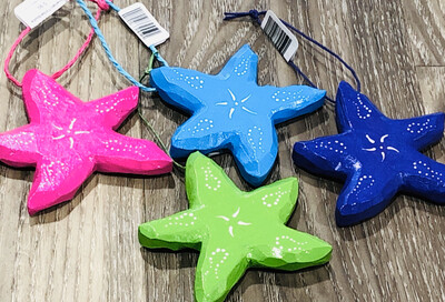 Sea Star Ornament Timberdoodle