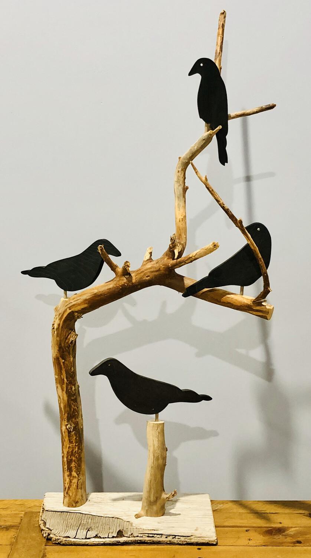 01 Crow Tree 4 Crows
