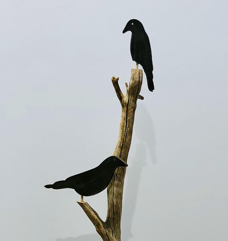 01 Crow Tree 2 Crows