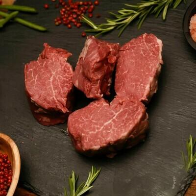 Blackbeard's Filet (Choice) 8oz Steak. Fresh