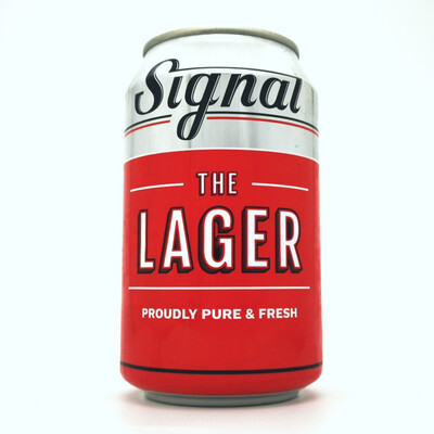 The Lager x 12