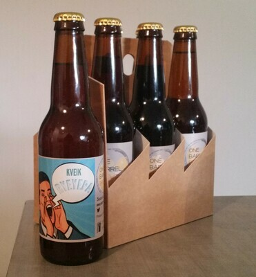 Kveik Ryeyepa    6 x 330ml bottles