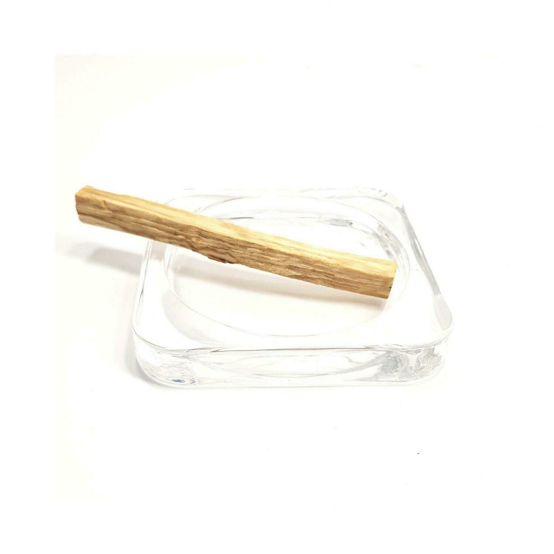 Тарелка-подставка (стекло)