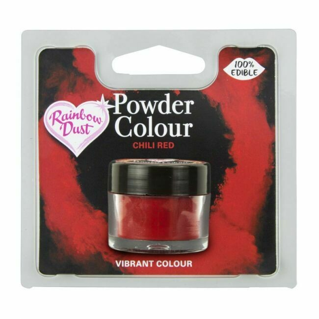 RD Powder Colour Red - Chili Red