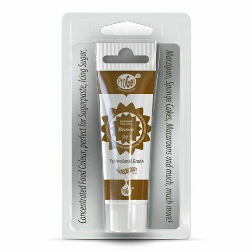 RD ProGel® Concentrated Colour Brown Blisterpack