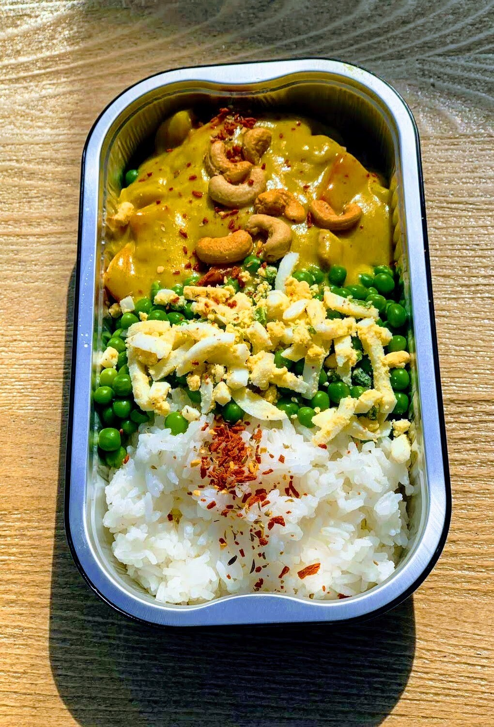 Kip met currysaus 500 gram