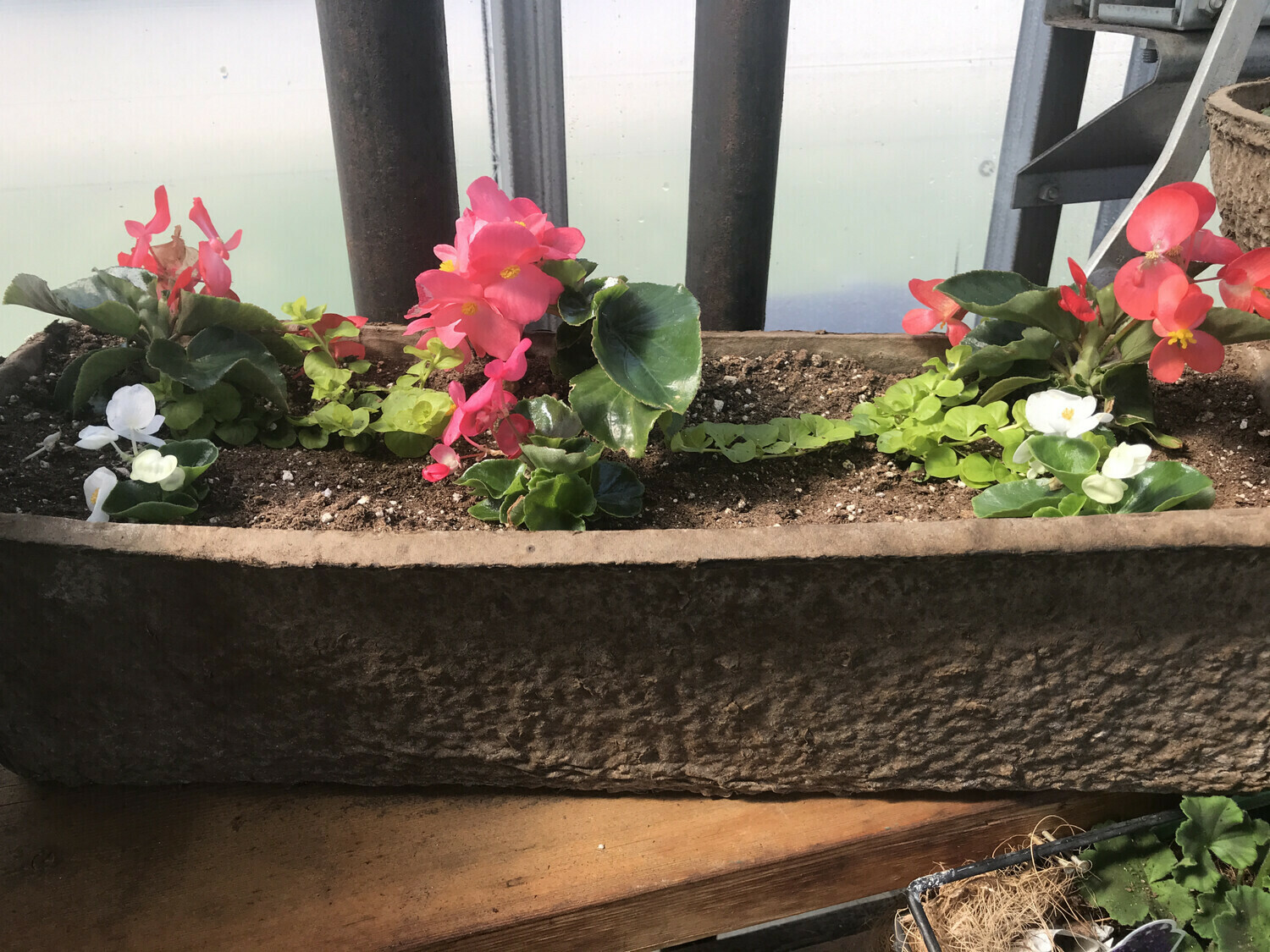 Long Fiber Window Box - Shade