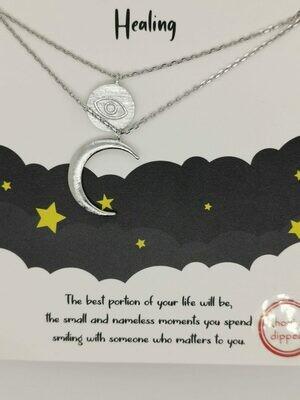 Sentiment-Healing Necklace