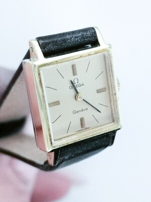 Vintage Omega watch by Geneve