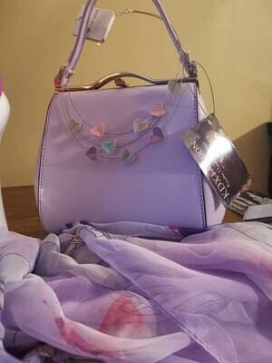 614-20-2070 Handbag with extra strap