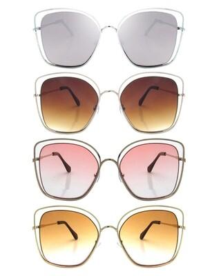 Oversized Fashion Sunglasses 572084