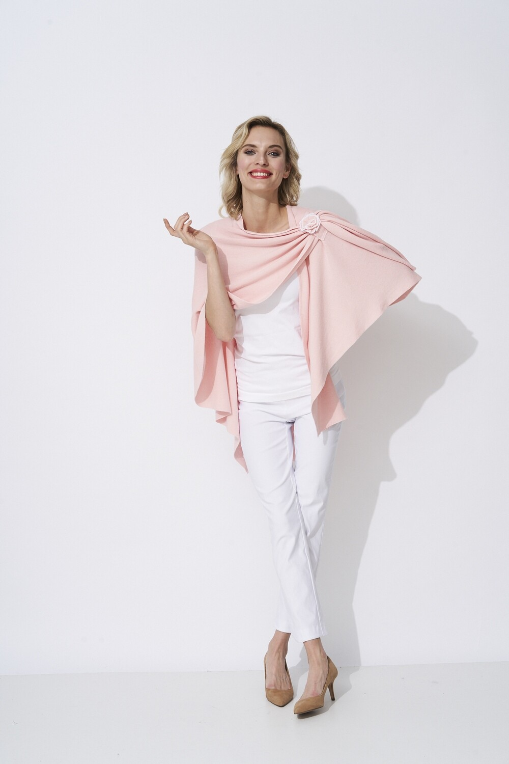 COVI WRAP WITH FLOWER Made in Canada