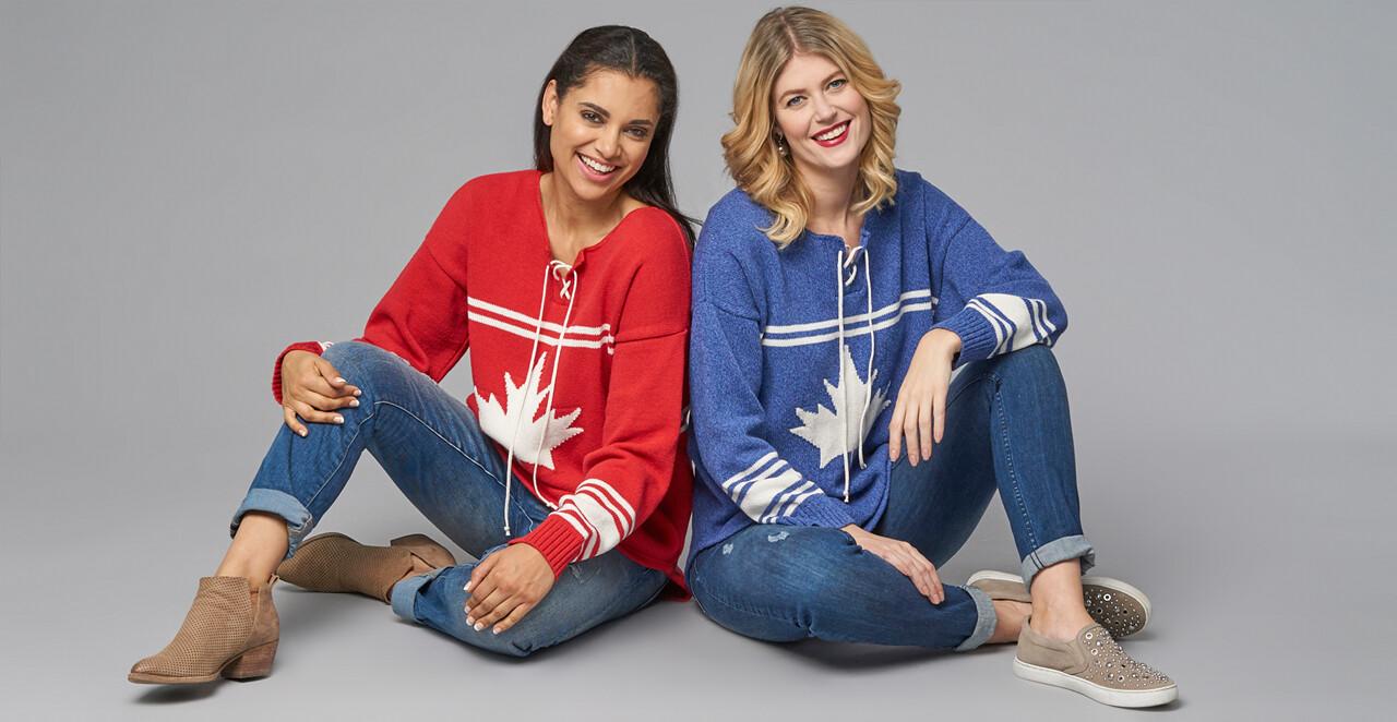 Canada Hockey Sweater 350-117-60120