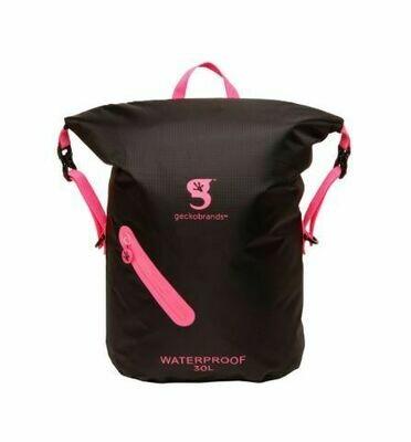 geckobrands Waterproof Lightweight Backpack 30L