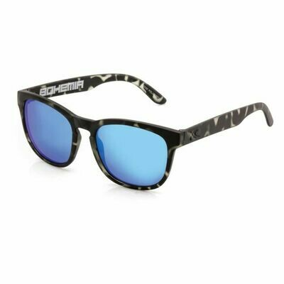 BOHEMIA Floatable Polarized Iridium Lens Tortoise