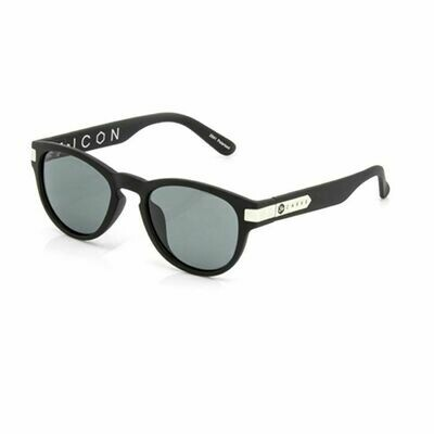 ICON Polarized Lens Matte Black
