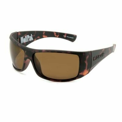 WOLFPACK Floatable Polarized Lens Brown Tortoise