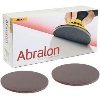Disco abrasivo ABRALON® MIRKA 150 mm