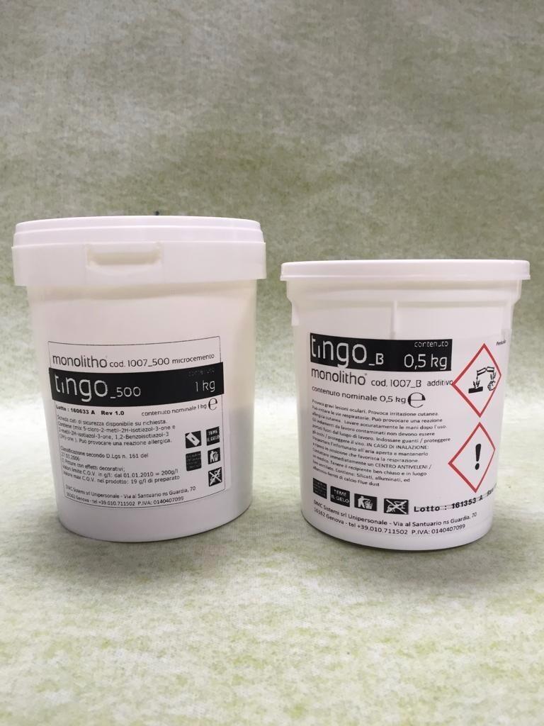 Monolitho TINGO 500