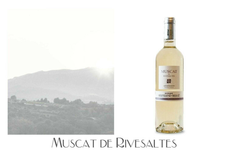 Muscat de Rivesaltes 2018