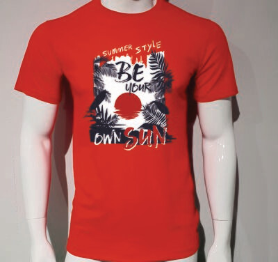 Camiseta summer style