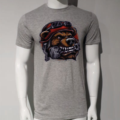 Camiseta OSO MOTERO