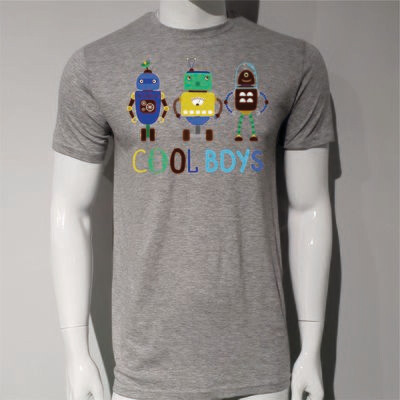 Camiseta COOL BOYS