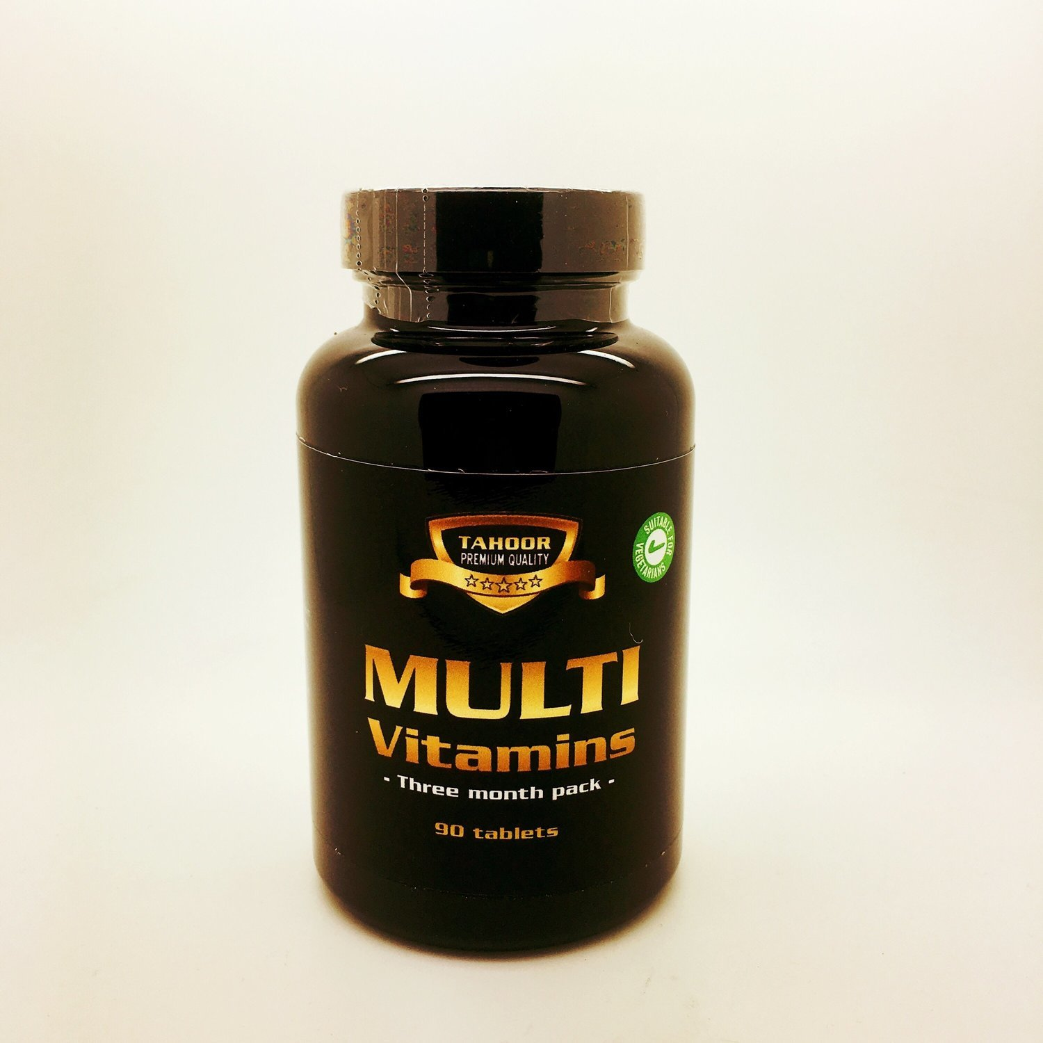 Multivitamins (90 tablets) - 3 month supply