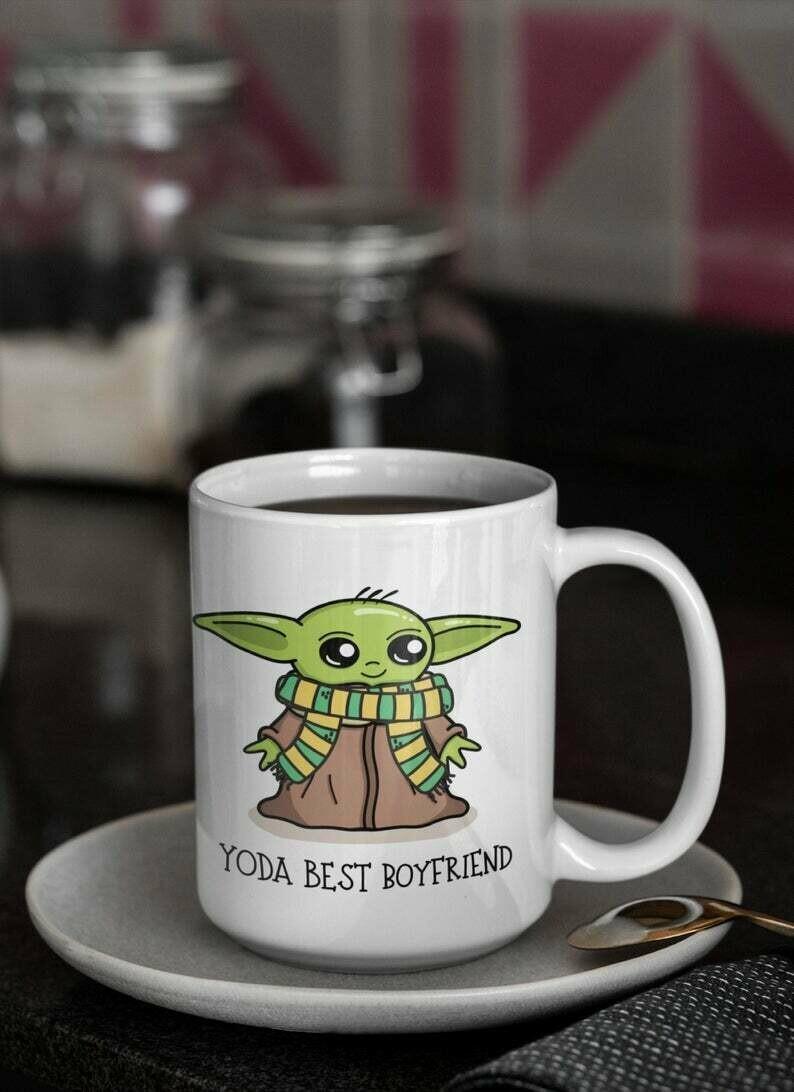 Custom Best Baby Little Green Coffee Mug